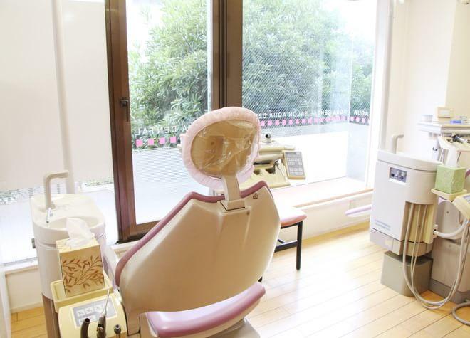 稲毛海岸駅 南口徒歩 2分 アクア歯科の治療台写真3