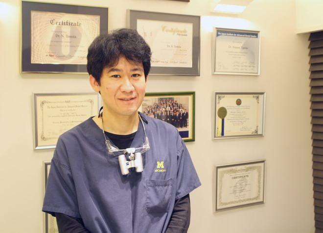 富田歯科医院 院長