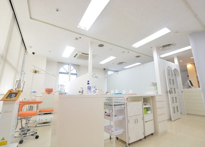 星ヶ丘駅(愛知県) 出口車 5分 メイト歯科の院内写真6