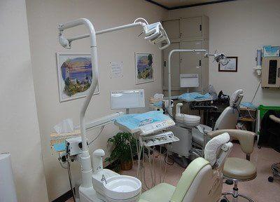 熊谷駅北口 徒歩1分 竹本歯科医院の院内写真2