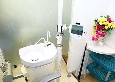 西新井駅 東口徒歩 1分 西川歯科医院の院内写真7