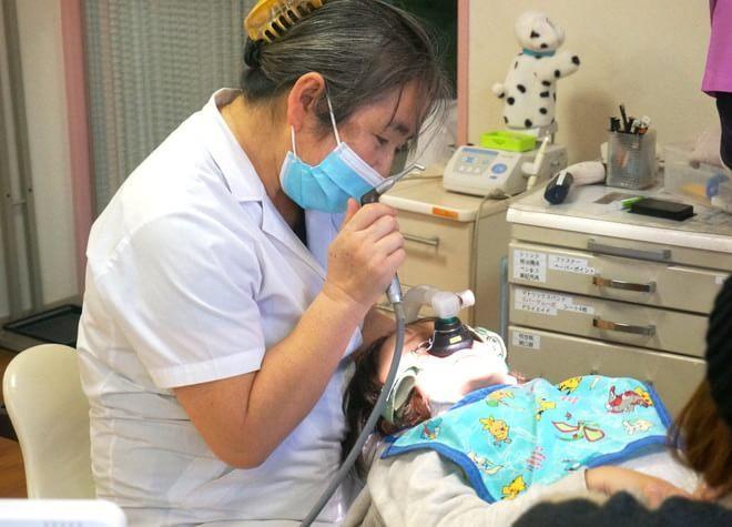 石和温泉駅 出入口1徒歩 16分 ばば歯科医院のスタッフ写真2