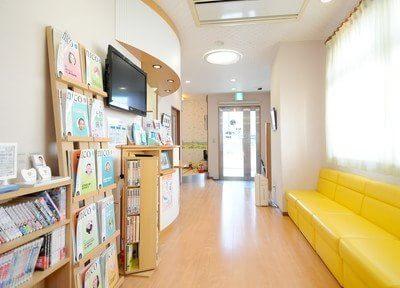 大和西大寺駅南口 徒歩8分 西大寺こじか歯科診療所の院内写真2