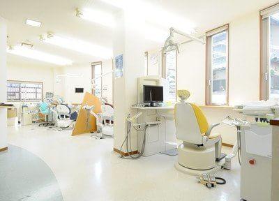 大和西大寺駅南口 徒歩8分 西大寺こじか歯科診療所の院内写真4