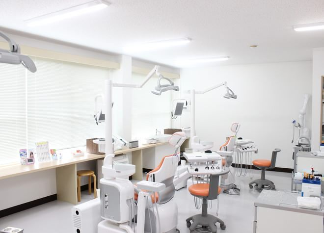 北真岡駅 出口車 13分 昆野クリニック歯科の院内写真2