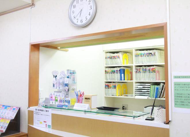新守谷駅 出口徒歩13分 ひがし歯科医院の院内写真3