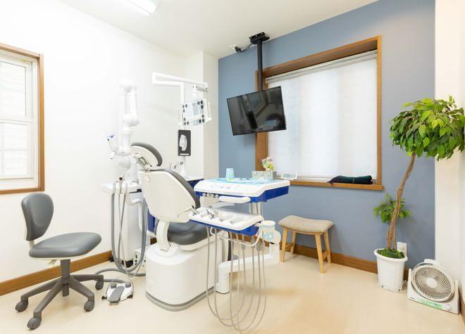 五位堂駅 北口徒歩 1分 大倉歯科医院の治療台写真2