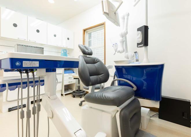 五位堂駅 北口徒歩 1分 大倉歯科医院の治療台写真3