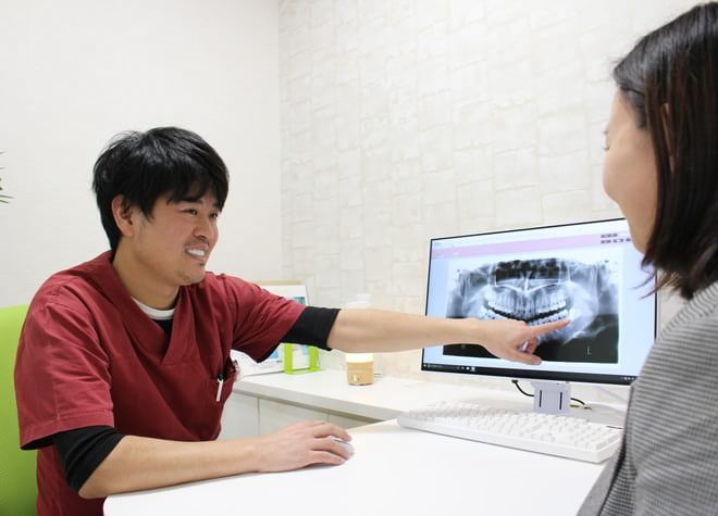 知立駅 出口車10分 こんどうファミリー歯科のスタッフ写真2