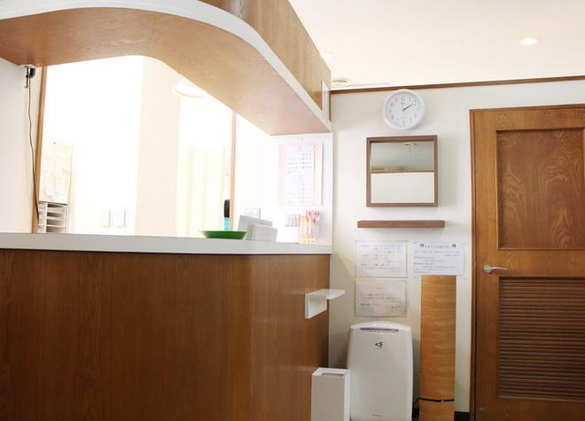 新松戸駅 出口徒歩 1分 くらもち歯科医院の院内写真2