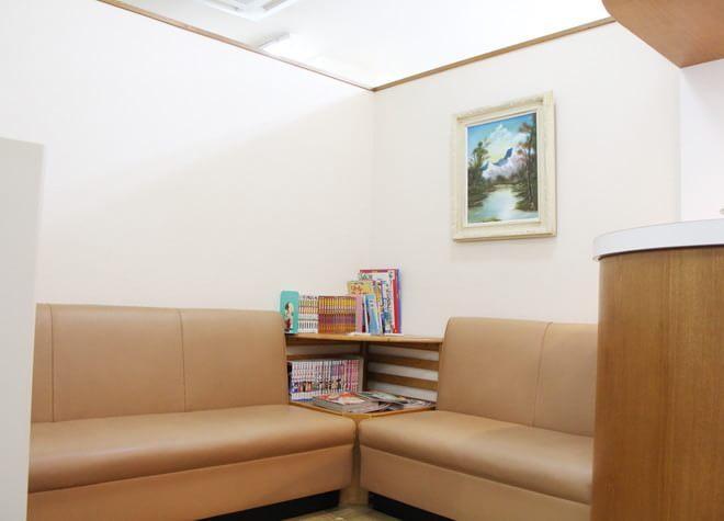 新松戸駅 出口徒歩 1分 くらもち歯科医院の院内写真3