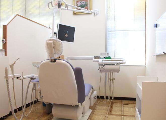 新松戸駅 出口徒歩 1分 くらもち歯科医院の院内写真5