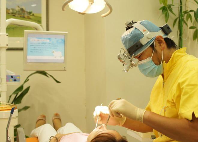 大和駅(神奈川県) 小田急口徒歩 5分 よりおかガーデン歯科クリニックの院内写真3