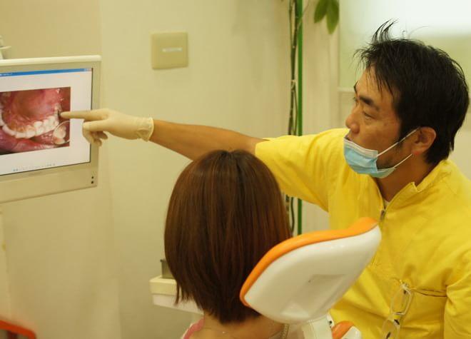 大和駅(神奈川県) 小田急口徒歩 5分 よりおかガーデン歯科クリニックの院内写真4