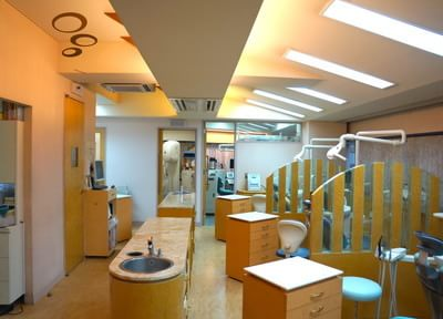 池袋駅東口 徒歩6分 大野歯科クリニックの院内写真2