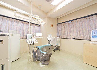 池袋駅東口 徒歩6分 大野歯科クリニックの院内写真4