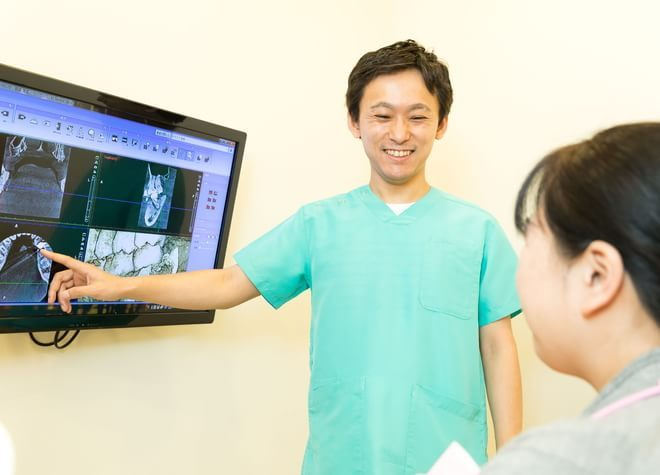 田奈駅 出口徒歩 1分 あい歯科クリニックのスタッフ写真4