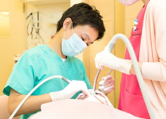 田奈駅 出口徒歩 1分 あい歯科クリニックのスタッフ写真5