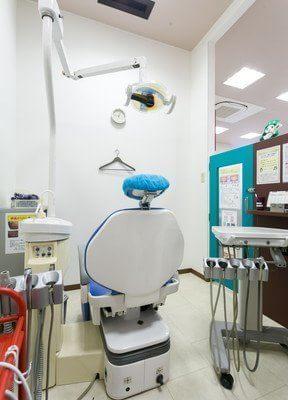 東郷駅 南口徒歩 6分 たなか歯科医院の院内写真7