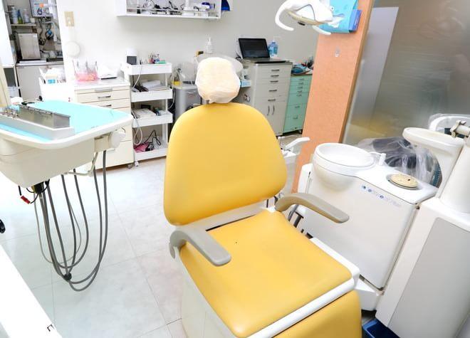 戸塚駅 西口バス 25分 マンボウ歯科クリニックの治療台写真2
