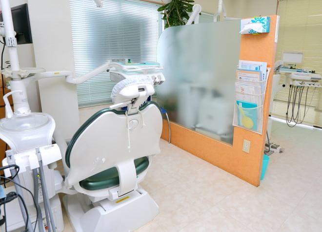 戸塚駅 西口バス 25分 マンボウ歯科クリニックの治療台写真5