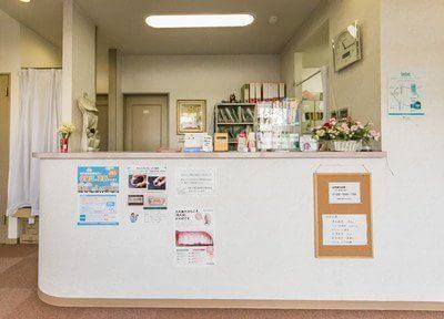 上中里駅前歯科の画像