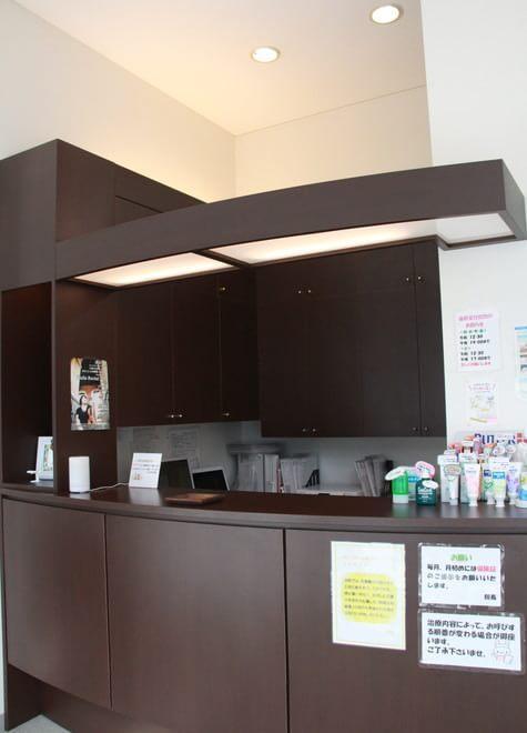小田原駅 出口徒歩 2分 石井歯科医院の院内写真4
