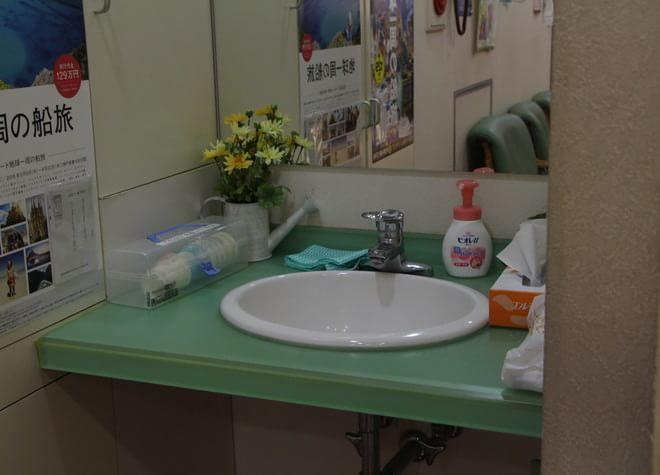 京急久里浜駅 西口徒歩 1分 久里浜グリーン歯科の院内写真5