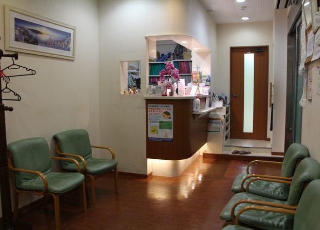 京急久里浜駅 西口徒歩 1分 久里浜グリーン歯科の院内写真6