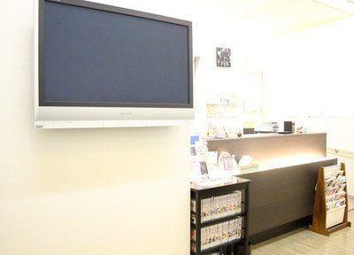 川口駅 徒歩1分 センタービル歯科の院内写真4