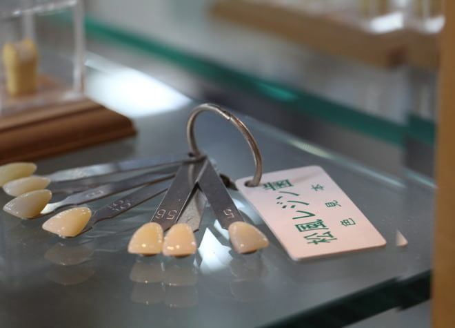 南浦和駅 東口徒歩1分 くろさき歯科の院内写真6