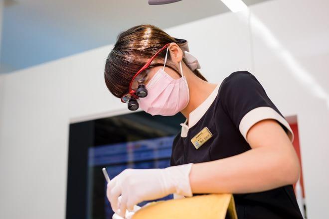 水田駅 出口徒歩 12分 新枝歯科医院のスタッフ写真2