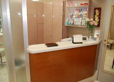 東銀座駅出口 徒歩1分 銀座はけた歯科医院写真7