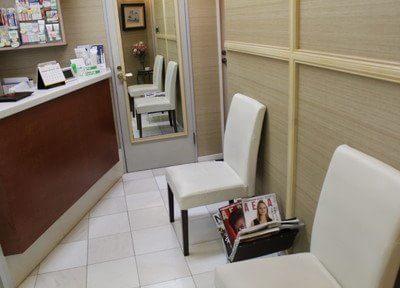 東銀座駅出口 徒歩1分 銀座はけた歯科医院の院内写真5
