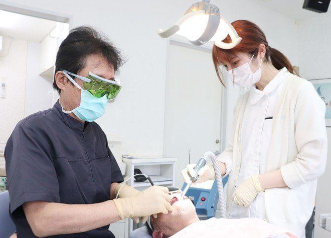 稲野駅 出口徒歩 4分 鎌谷歯科医院(稲野駅・つかしん前)のスタッフ写真2