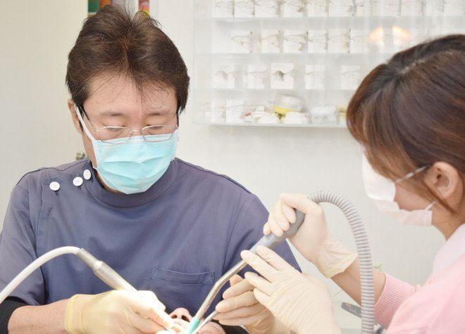 稲野駅 出口徒歩 4分 鎌谷歯科医院(稲野駅・つかしん前)のスタッフ写真3