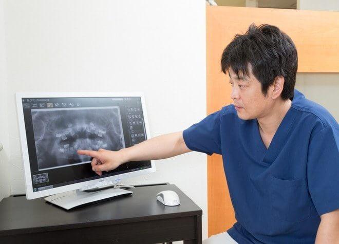 丁寧な説明と診断!患者さんのニーズに合わせた治療を提供