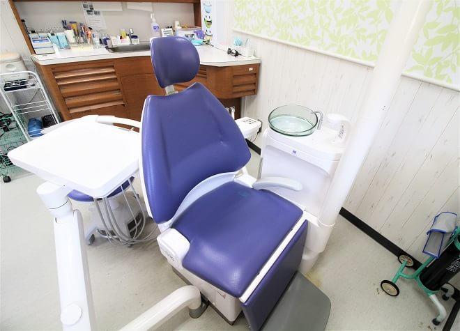 沼津駅 南口徒歩 13分 中央歯科医院の治療台写真3