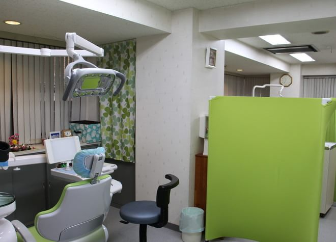 武蔵境駅 nonowa口徒歩 2分 グリーンパレス歯科医院の院内写真2