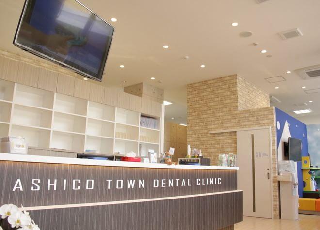 アシコタウン歯科の画像