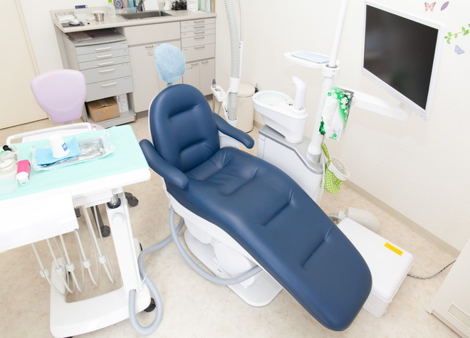 佐賀駅 南口車 8分 ひろ歯科クリニックの治療台写真3
