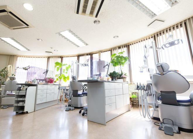 西大宮駅 出口徒歩15分 福田歯科医院の治療台写真1