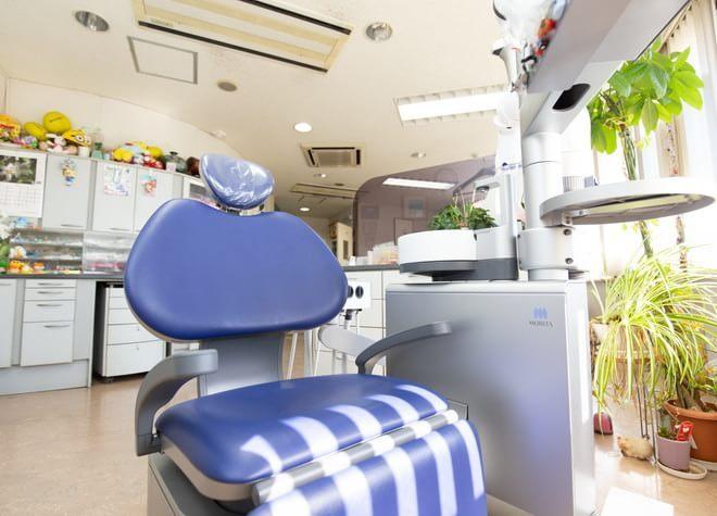西大宮駅 出口徒歩15分 福田歯科医院の治療台写真2
