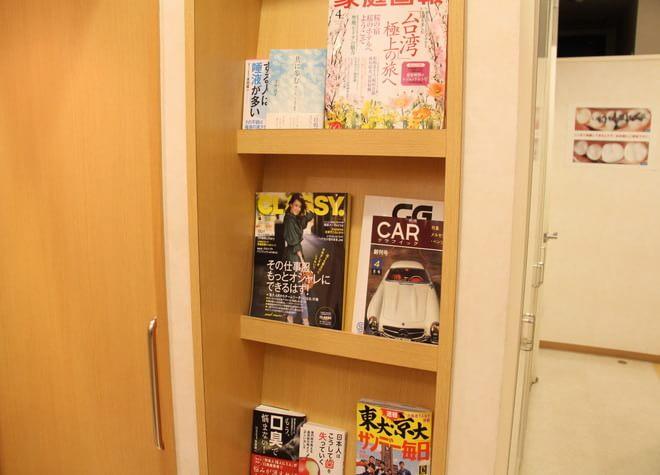 平和通駅 出口徒歩5分 柴田歯科医院の院内写真5