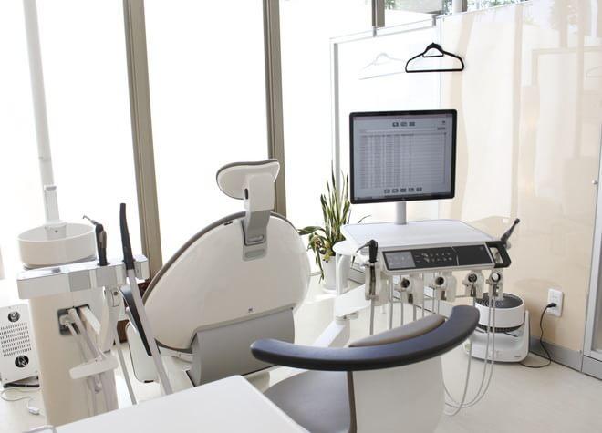 しっかり相談できる、分かりやすい治療が魅力の歯医者さん