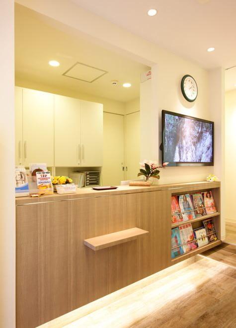 読売ランド前駅 南口改札目の前徒歩 1分 けやき歯科の院内写真4