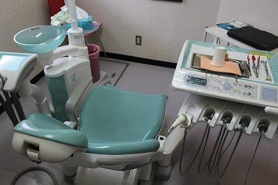 都賀駅 出口徒歩 5分 スマイル歯科の院内写真3