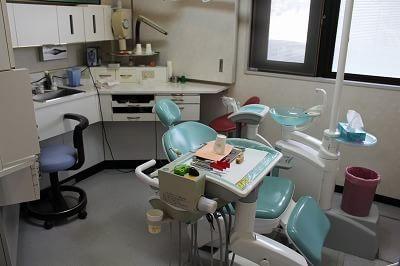 都賀駅 出口徒歩 5分 スマイル歯科の院内写真5