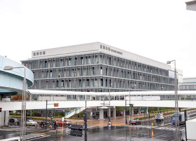 市場前駅 徒歩 3分 市場歯科併設江東区インプラント施設写真1