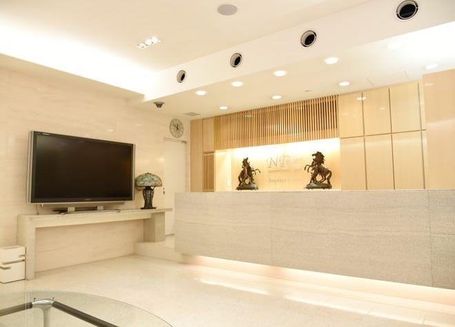 赤坂駅(福岡県) 5番出口徒歩 1分 永嶌歯科クリニックの院内写真3
